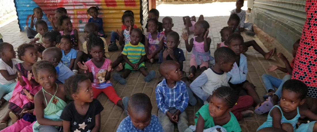 CAN e.V. CHILDREN'S AID IN NAMIBIA